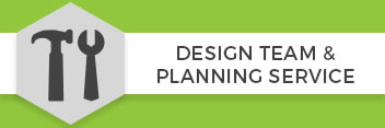 Bespoke Design and Planning Service Available