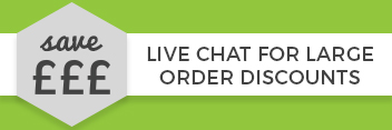 Large Order? Live Chat for Quantity Discounts