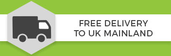 Free Delivery to UK Mainland - No Minimum Spend