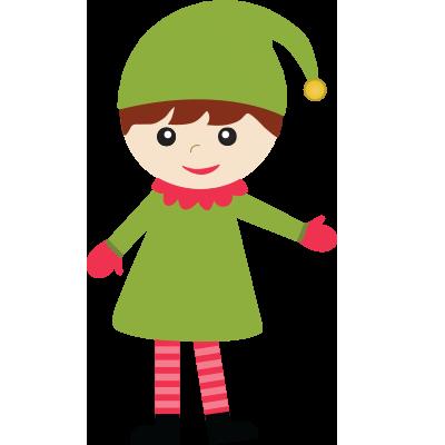Evie the Christmas Elf