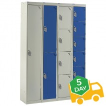 Express Delivery Lockers - 5 Day Delivery