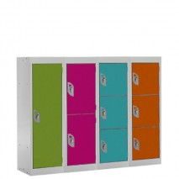 Spectrum Primary School Lockers - 955mm High