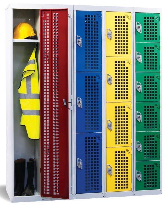 Buy Perforated Door Lockers