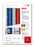 Connex Lockers Data Sheet