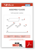TUFF Value 200 Shelving Assembly Guide
