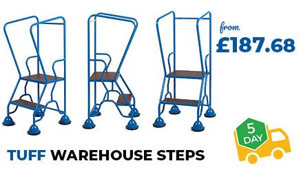 TUFF Warehouse Steps EN Compliant