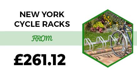 New York Cycle Rack