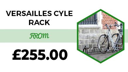 Versailles Cycle Rack