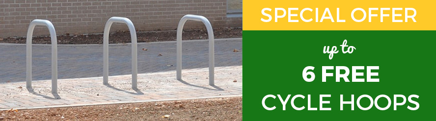 Exciting Special Offer on Cycle Shelters