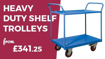 Heavy Duty Shelf Trucks