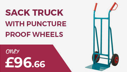 Puncture Proof Sack Truck