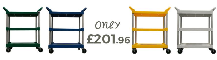 Shop High Quality Shelf Trolleys