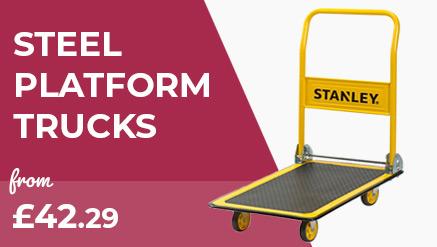 Steel Platform Trucks