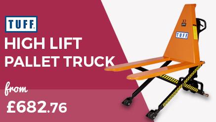 TUFF High Lift Pallet Truck