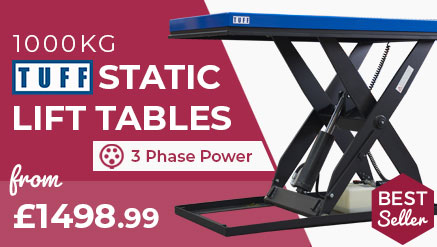 1000kg Static Lift Tables