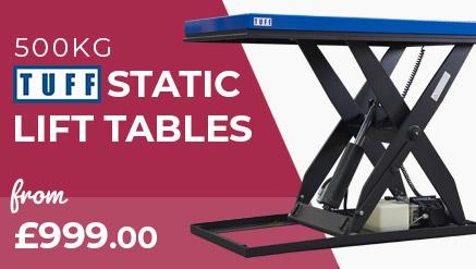 500kg Static Lift Tables