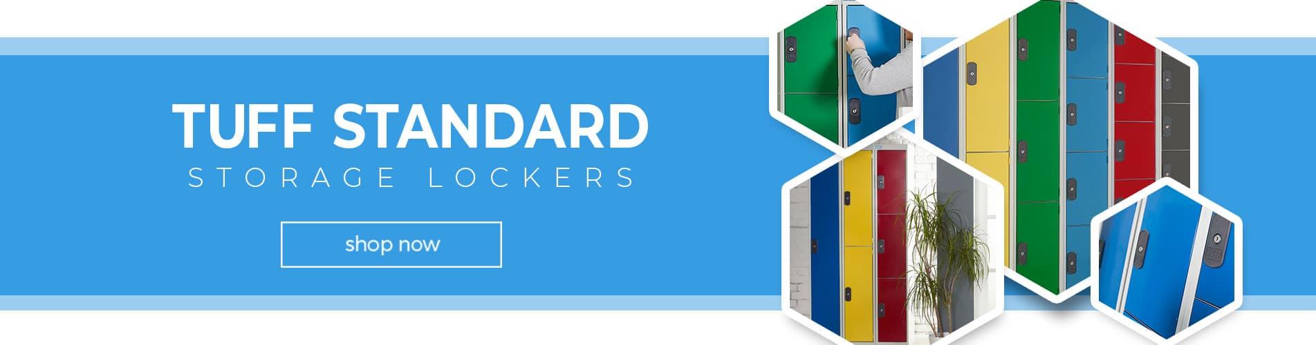 TUFF Standard Lockers