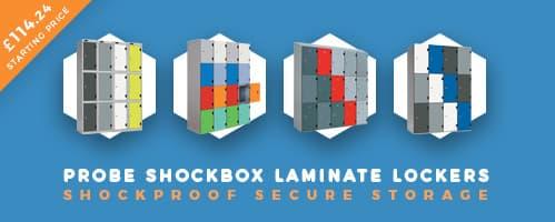Probe Shockbox Lockers