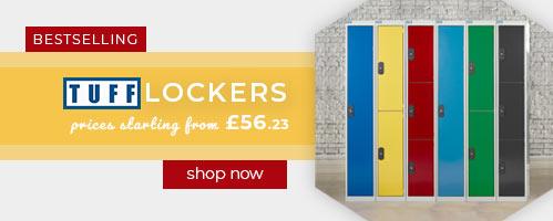 TUFF Storage Lockers
