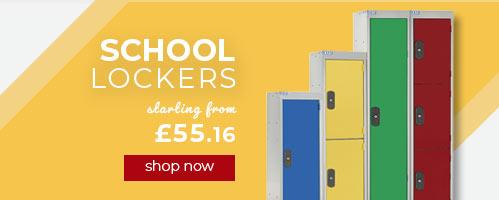 TUFF Education Lockers