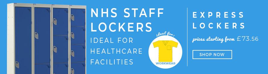 NHS Staff Lockers