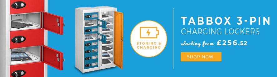 Tablet Charging Lockers