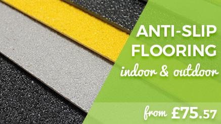 Anti-Slip GRP Flooring Sheets
