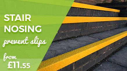 Anti-Slip Safety Stair Nosing