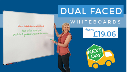 Write on Dual Face Whiteboards