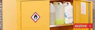 Explore Hazardous Storage