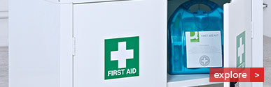 Explore First Aid & Emergency Showers