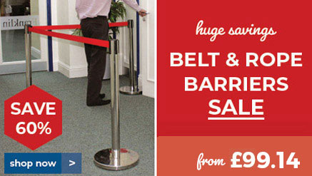 Belt and Rope Barriers