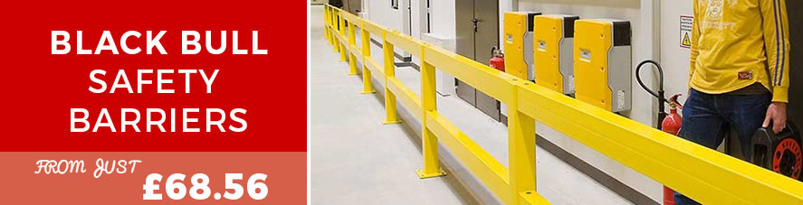 UK Manufactured Modular Guard Barriers