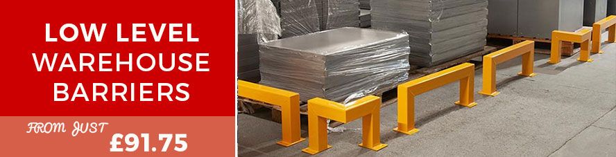 UK Manufactured Low Level Impact Barriers
