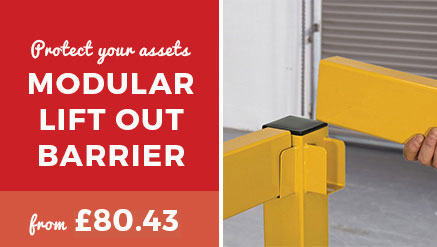 Best Selling Modular Warehouse Barriers