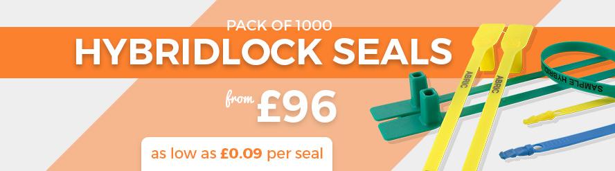 HybridLock Fixed Length Security Seals