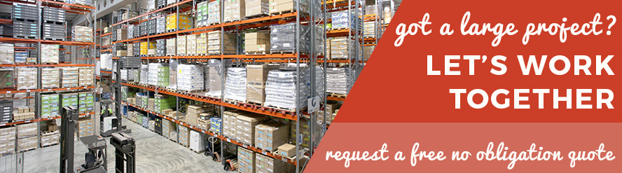 Pallet Racking Request a Quote