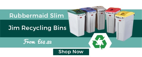 Discover our range of Rubbermaid Recycling Bins