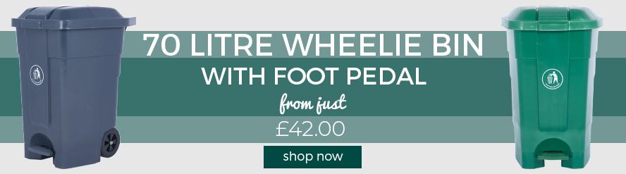 Shop Wheelie Bins