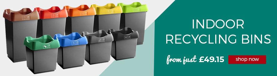 Shop Indoor Recycling Bins