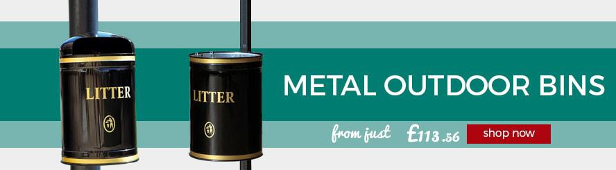 Shop Best Selling Metal Litter Bins