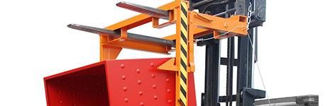 Traverse Forklift Attachment