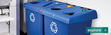 Explore Recycling Bins