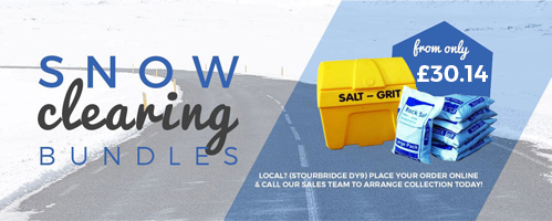 Salt and Grit Bin Bundle Deals from £30.14