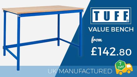 TUFF Value Workbenches