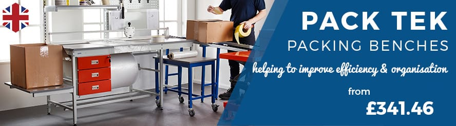 Shop Pack Tek Packing Benches