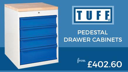 Quality TUFF Drawer Cabinets